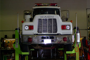 Emergency Vehicle Repair / Kimble's Truck and Auto Repair